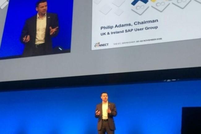 � L'annonce du Digital Access Adoption Program de SAP permet aux clients de mesurer l'impact financier de l'adoption du nouveau mod�le et semble r�pondre � la question de la pr�visibilit� financi�re �, a indiqu� Philip Adams, directeur du groupe d'utilisateurs SAP du Royaume-Uni et d'Irlande. (cr�dit : D.R.)
