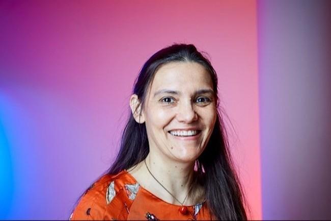 Angélique Bidault-Verliac, directrice démocratisation et gouvernance de la data chez Oui.SNCF, a insisté sur le besoin de qualité des données. (Crédit : Bruno Levy)