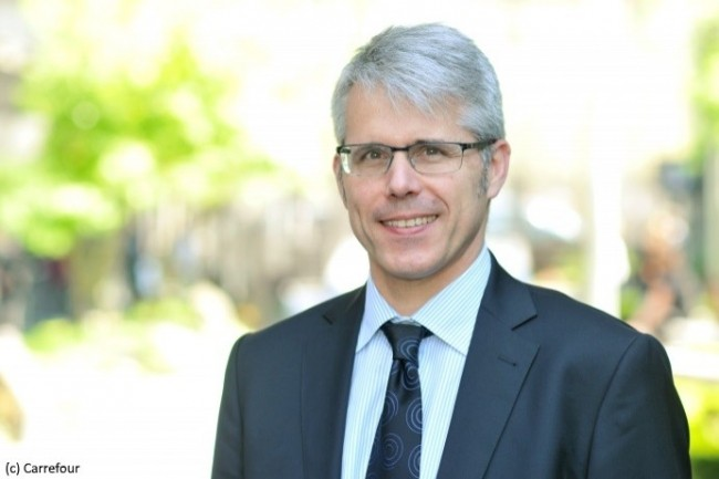 Emmanuel Delerm, directeur organisation et méthodes de Carrefour France, multiplie les tests de blockchains pour la traçabilité alimentaire.