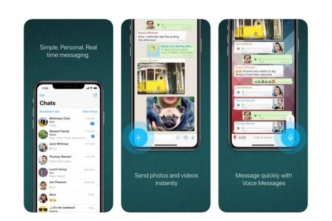 La vulnérabilité découverte dans WhatsApp (CVE-2019-3568) aurait été utilisée pour espionner des défenseurs des droits dans le monde. (Crédit : WhatsApp)