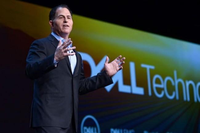 Michael Dell, président du conseil et CEO de Dell Technologies, estime que les récentes annonces de son groupe et son réseau mondial de partenaires le placent en bonne position pour battre la concurrence dans l'ère du multi cloud. (Crédit : Dell Technologies)