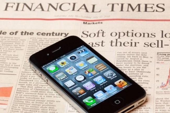 Pour structurer ses services , le Financial Times a adopté une architecture microservices et la base graphe Neo4J. (Crédit D.R.)