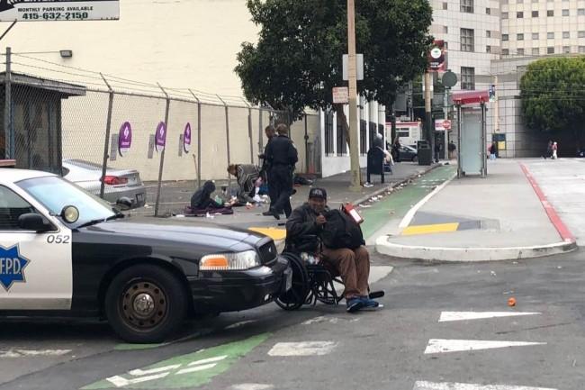 Les élus de San Francisco à l'origine du texte interdisant la reconnaissance faciale veulent promouvoir un usage « sûr et responsable » de ce type de technologie. (Crédit : Serge Leblal)