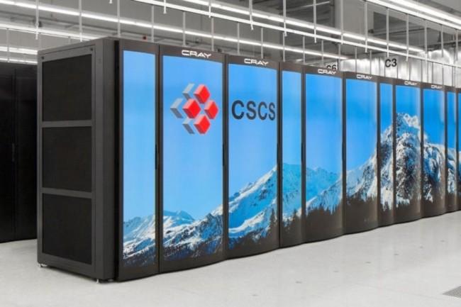 Cray prépare pour 2021 un superordinateur de 1,5 Exaflops. (Crédit Cray)
