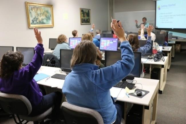 Selon l'étude BVA / Salesforce, les salariés attendent que leur entreprise s'engage davantage dans leur formation numérique