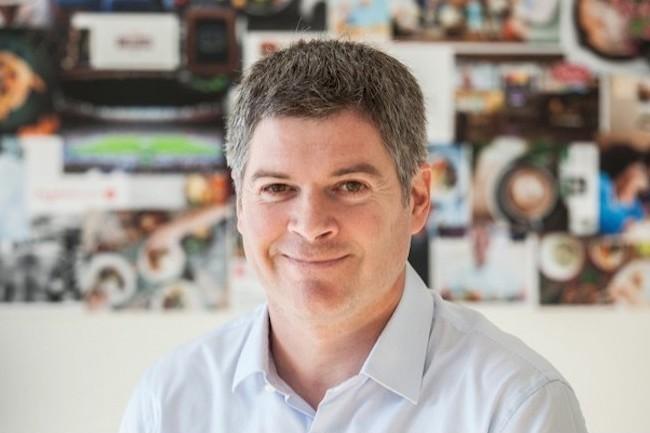 Olivier Malvezin, DSI de Compass Group et responsable du digital au niveau européen, promeut une démarche cloud first. (Crédit : Alexia Perchant)