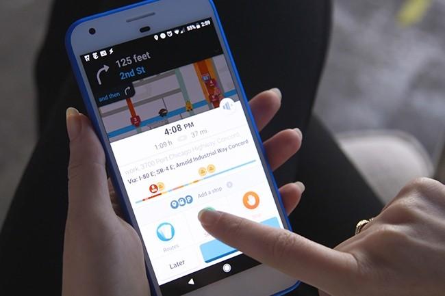 Si les urgences mettent de 7t à 14 minutes pour se rendre sur les lieux d'un accident, une application comme Waze peut leur permettre de gagner un temps précieux pour sauver des victimes en danger de mort. (Crédit : Daniel Masaoka / IDG)