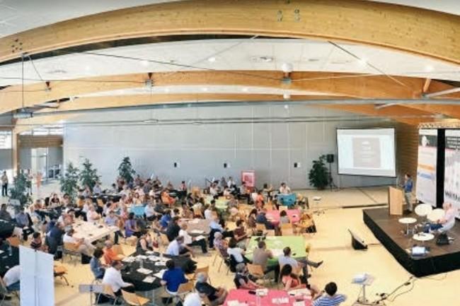 Pour leur 10e édition, les Rencontres numériques  2019 se dérouleront du 1er au 5 juillet dans 20 lieux différents du Pays Basque. Crédit. D.R.