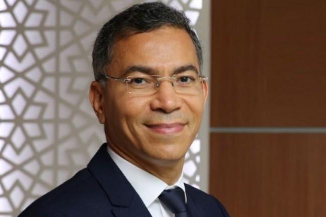 L'OS mobile de Huawei était prêt depuis janvier 2018 a expliqué Alaa Elshimy, directeur général et vice-président de Huawei Enterprise Business Group Middle East. (crédit : D.R.)