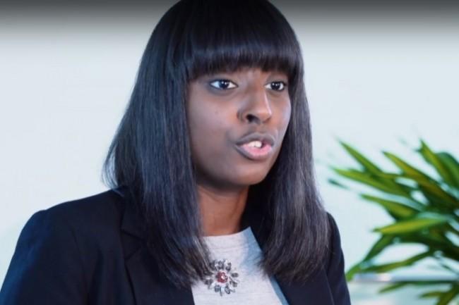 Mariama Guiro,chef de projet et relation client-Workforce Manager à L'olivier, a installé la plateforme de PureCloud de Genesys pour son centre de contact. (Crédit Photo: DR)