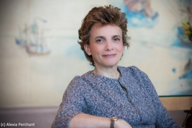 La Cnil a donné son avis sur la loi Informatique et Libertés remaniée en mai. Ci-dessus, Marie-Laure Denis, sa présidente depuis janvier dernier. (Crédit : CIO/Alexia Perchant)