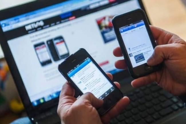 En France, 31% des entreprises du numérique ont utilisé les réseaux sociaux professionnels pour recruter des cadres. Crédit. D.R.