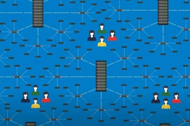 En couplant l'apprentissage machine et l'intelligence machine aux réseaux, l'entreprise est en mesure de passer au crible une quantité de données d'événement pour identifier d'éventuels problèmes. (crédit : IDG)