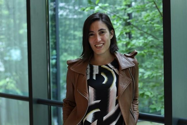 A l'instar de Cédric Villani avec l'IA il y a un an, la députée des Français de l'étranger Paula Forteza a été missionnée par le gouvernement sur l'informatique quantique en France afin de dresser un état des lieux et une feuille de route. (Crédit : Bastien Lion)
