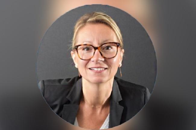 Après plus de 9 ans chez Konica Minolta, Isabelle Manche rejoint l'américain Iron Mountain au poste de directrice commerciale. (Crédit : Iron Mountain)