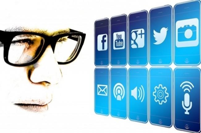 Les DSI doivent bien choisir le réseau social sur lequel ils veulent communiquer. (Crédit Photo : Geralt/Pixabay)