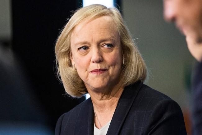 Le procès s'est ouvert avec le témoignage de Meg Whitman - à la tête de Hewlett-Packard de 2011 à 2015 - qui devait répondre de ses propos tenus contre son prédécesseur Leo Apotheker. (Crédit : D.R.)