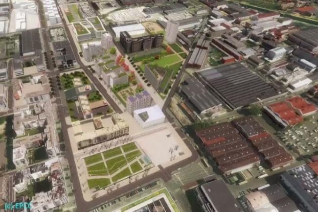 Le site d'Aubervilliers du Campus Condorcet bénéficiera de la solution SSO pour l'ensemble de ses services.
