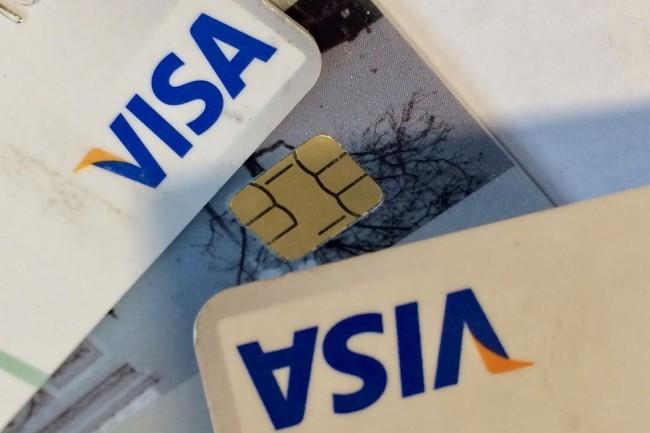 Les scores de risque calculés par l'IA de Visa, permettant de mesurer le taux de crédibilité d'une transaction, sont communiqués aux banques en une milliseconde environ. (Crédit : Peter Sayer, IDGNS)