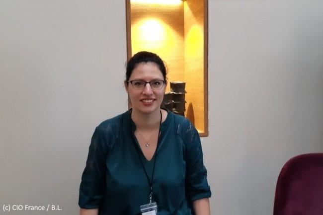 Amélie Le Deist, Responsable Connaissance Client chez Groupe Chantelle, a opté au niveau groupe pour la solution de Wizville après une initiative sur la marque Darjeeling.