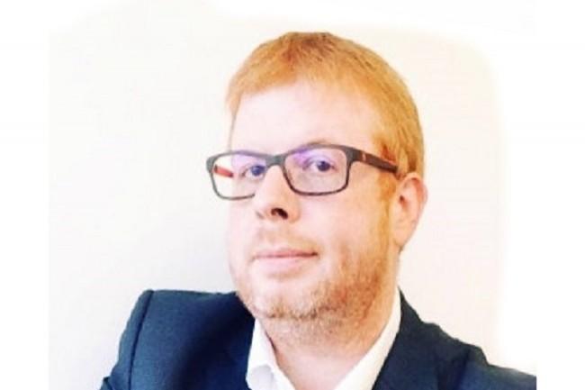 Yoann Fortini, IT Services GTM Manager de Konica Minolta Business Solutions Europe : « 11 % de ses clients font désormais confiance à Konica Minolta pour les services informatiques.» (Crédit photo : D.R.)