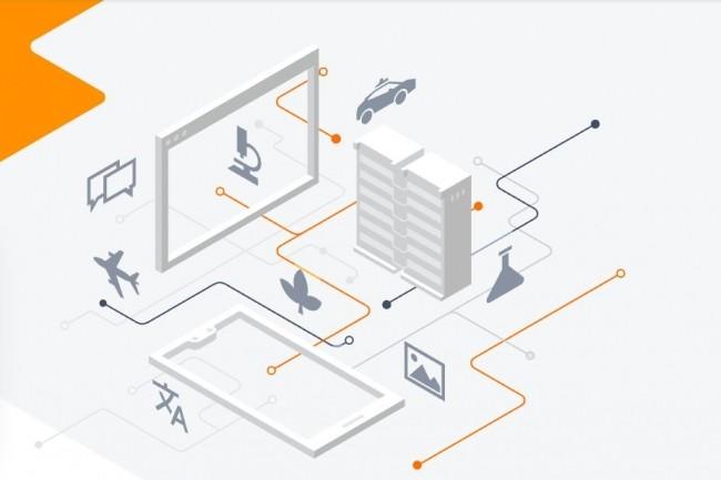 TensorFlow permet aux développeurs de créer des graphiques de flux de données.