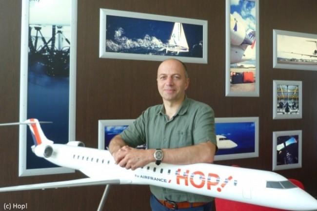 Ludovic Kervella, responsable de la production IT chez Hop!, a préféré une refonte complète de l'infrastructure de stockage.