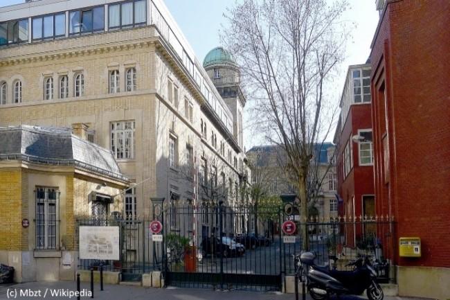 L'Institut Curie possède plusieurs sites où se répartissent ses personnels, comme ici celui de Paris.