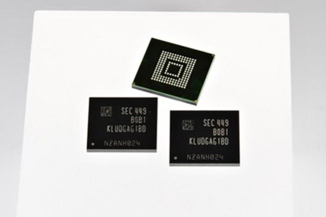 Samsung Electronics souffre de la situation Huawei. (Crédit : Samsung)