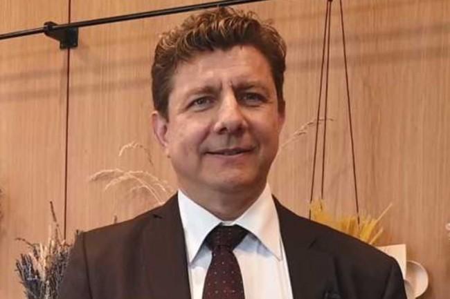 William Bourgeois, membre du Clusif et du Club 27001 sur la Cybermatinée Sécurité LMI de Lyon en avril 2019. (crédit : LMI)
