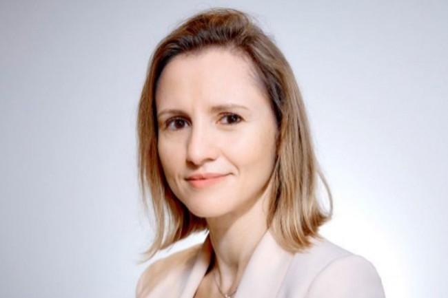 LaurLaurence Boulet (MACSF) a témoigné sur la CIO.conférence « Automatiser les métiers pour un business augmenté ». (crédit : Bruno Levy)