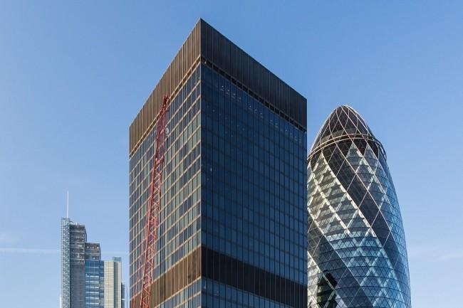 Le siège d'Aviva à Londres. (Crédit Colin / Wikimedia Commons)