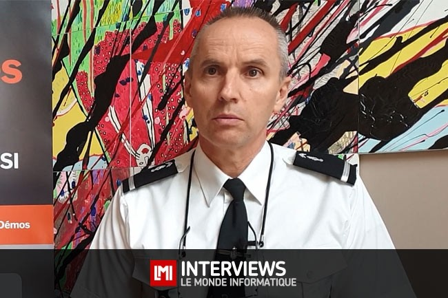 Interview vidéo adjudant-chef Patrick Quillet, Gendarmerie Nationale