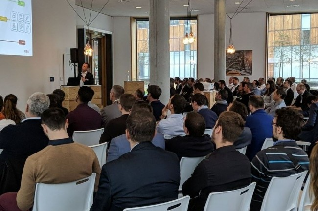 C'est à Lyon à Port Rambaud que va se dérouler la 1ère étape de l'IT Tour 2019 organisé par la rédaction du Monde Informatique. (crédit : LMI)