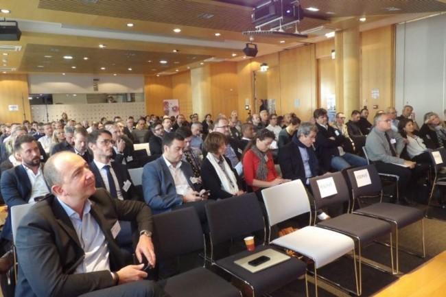 C'est à Nantes à la CCI Nantes Saint-Nazaire que va se dérouler la troisième étape de l'IT Tour 2019 organisé par la rédaction du Monde Informatique. (crédit : LMI)