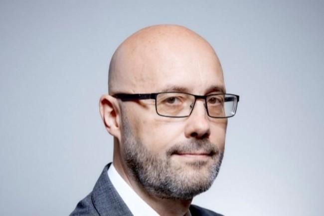 Xavier Lenoir, DSI de Dijon Métropole, a témoigné sur la CIO.conférence « Automatiser les métiers pour un business augmenté ». (crédit : Bruno Levy)