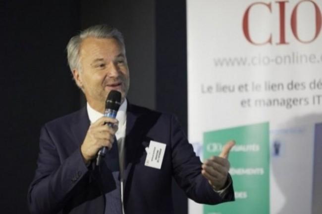 Avant de passer au ministère de la transition écologique, Nicolas Duffour a été sous-directeur adjoint à la direction des systèmes d'information et de communication au ministère de l'Intérieur. (crédit : Bruno Levy)