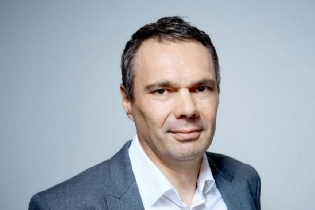 Lionel Chaine, DSI de la Branche Services Courrier Colis de La Poste, a témoigné sur la CIO.conférence «Automatiser les métiers pour un business augmenté». (Crédit B.Levy)