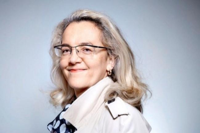 Emmanuelle Mougin, CDO de l'ASP, a témoigné sur la CIO.conférence « Automatiser les métiers pour un business augmenté ». (crédit : Bruno Levy)