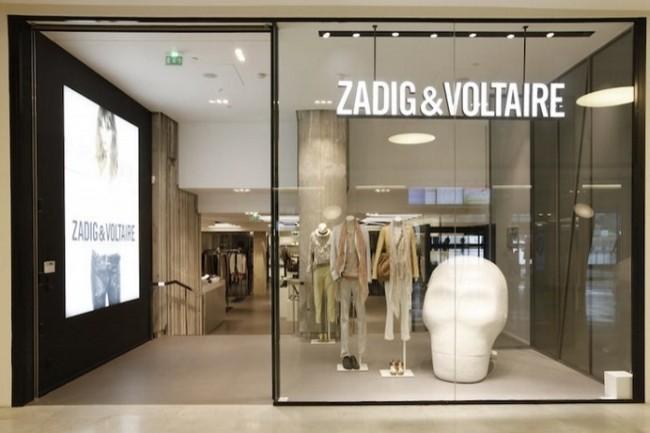 Zadig &Voltaire a centralisé la planification des sessions d'achat grâce à Aptos Planning. (Crédit : Zadig & Voltaire)