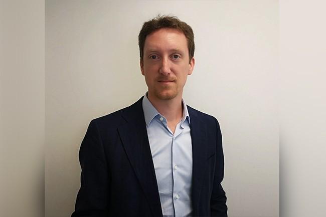 Jonathan Gosselin a intégré Nutanix en février 2018. (Crédit : Nutanix)