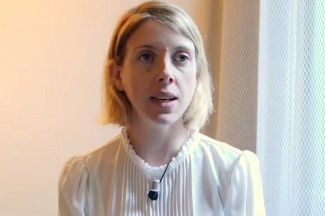 Mélanie Troiano, responsable marketing et communication chez Easyparapharmacie, s'est appuyée sur Bazaarvoice pour améliorer les avis sur le site. (crédit : D.R.)