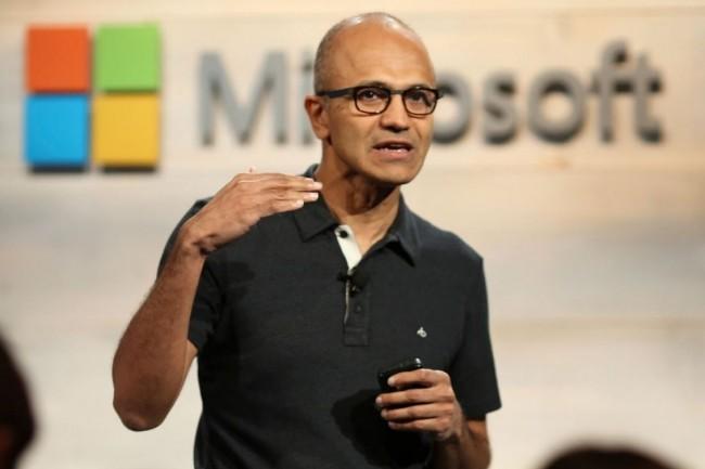 Cheville ouvrière de l'évolution de Microsoft vers les services hébergés, Satya Nadella était le vice-président de la branche Cloud et Entreprise de l'éditeur avant d'en devenir le CEO en 2014. (crédit photo : D.R.)