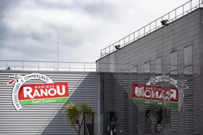 L'unité de production Monique Ranou est auditée par Akerva sur sa cybersécurité. (Crédit Photo : Agromousquetaires)