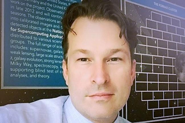Ryan Chandler, data scientist en chef, chez Caterpillar croit beaucoup au traitement du langage naturel pour am�liorer la maintenance et les r�parations. (Cr�dit Photo : DR)