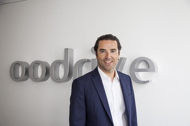 Edouard de Rémur, co-fondateur d'Oodrive, pilote le groupe de travail réfléchissant sur l'émergeance d'acteurs clouds de confiance en France au sein de la commission CSF sécurité d'Hexatrust. (Crédit : Oodrive)