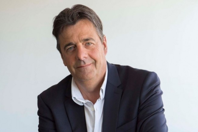 Michel Van Den Berghe, directeur g�n�ral d'Orange Cyberdefense, est charg� par le Premier ministre Edouard Philippe d'une mission de pr�figuration d�un grand campus de la cybers�curit� en France. (cr�dit : D.R.)