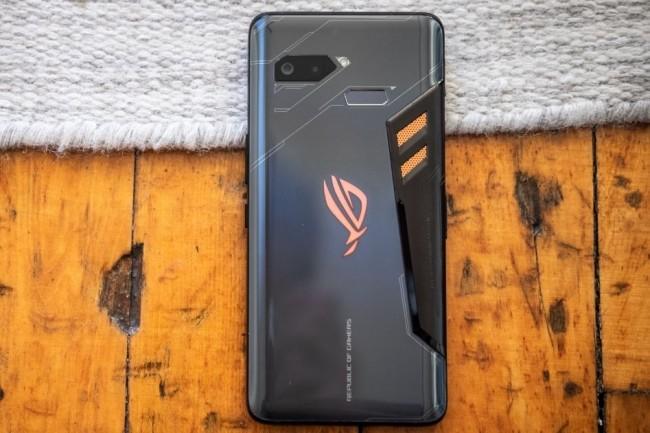 Le ROG Phone II a été lancé en Chine le 23 juillet 2019. (crédit : Patrick Murray/IDG)