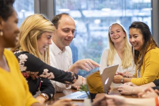 Talentsoft prévoit d'atteindre 90 millions d'euros de chiffres d'affaires cette année. (Crédit : D.R.)