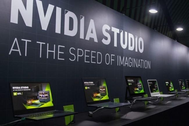 Désormais les machines portables RTX Studio équipées de GPU RTX de série 20 peuvent également se lancer dans l'édition d'images HDR. (crédit : Nvidia)